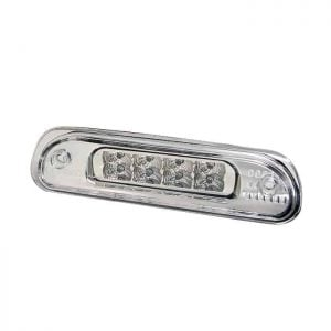 99-04 Jeep Grand Cherokee LED 3RD Brake Light – Chrome