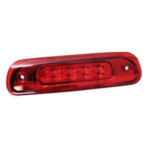 99-04 Jeep Grand Cherokee LED 3RD Brake Light – Red