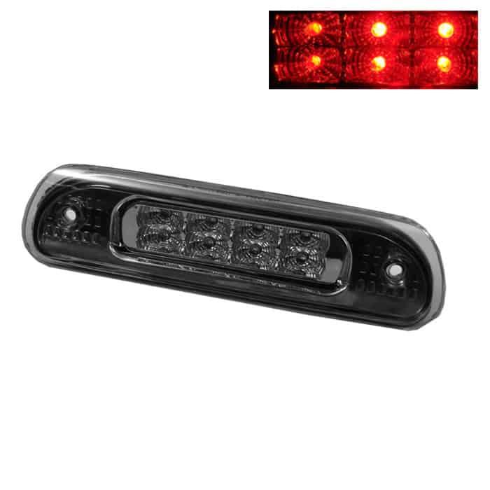 99-04 Jeep Grand Cherokee LED 3RD Brake Light - Smoke