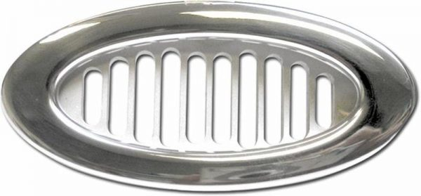 Billet Aluminum Ac / Heater Air Vent Or Body Panel Vent