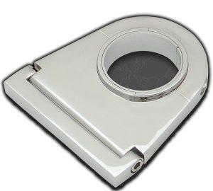 2.5 Inch Swivel Billet Column Drop with Ringloc Adjustable Column Hole