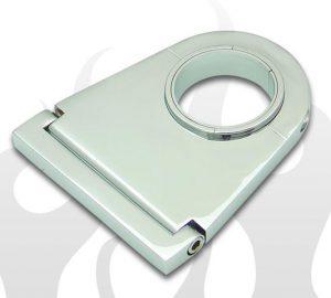 3.5 Inch Swivel Billet Column Drop with Ringloc Adjustable Column Hole