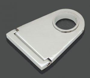 4.5 Inch Swivel Billet Column Drop with Ringloc Adjustable Column Hole