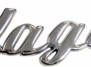Smartscript Wagon Script Emblem