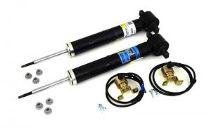 2007-2011 Chevy Tahoe 1500 (4×2, 4×4) w/ Electronic Suspension – Bilstein Front Shock Replacement Kit (Pair)