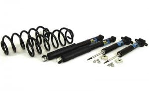 2007-2011 Chevy Tahoe 1500 (4×2, 4×4) w/ Electronic Suspension – Bilstein Coil Spring Conversion Kit