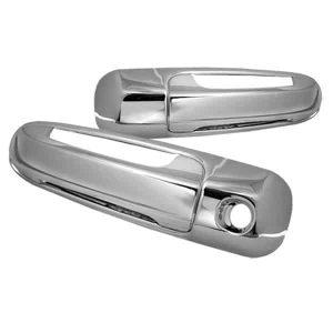 02-08 Dodge Ram 2Dr / 05-09 Dodge Dakota 2Dr Door Handle No PSKH – Chrome