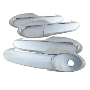08-12 Ford Escape / 08-12 Mazda Tribute / Mercury Mariner Door Handle No PSKH – Chrome