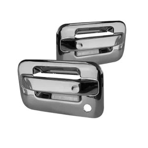 04-12 Ford F150 2Dr Door Handle No Keypad No PSKH – Chrome