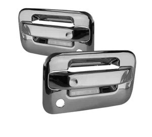 04-12 Ford F150 2Dr Door Handle No Keypad w/PSKH – Chrome
