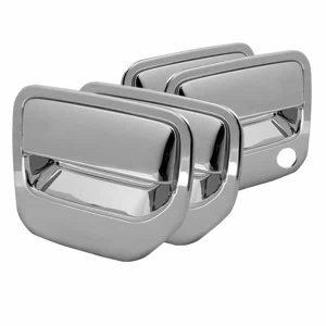 06-10 Honda Ridgeline 4Dr Door Handle No PSKH – Chrome