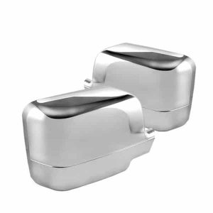 04-08 Ford F150 Mirror Cover – Chrome (Not Fit XL STX & Heritage Mirror)