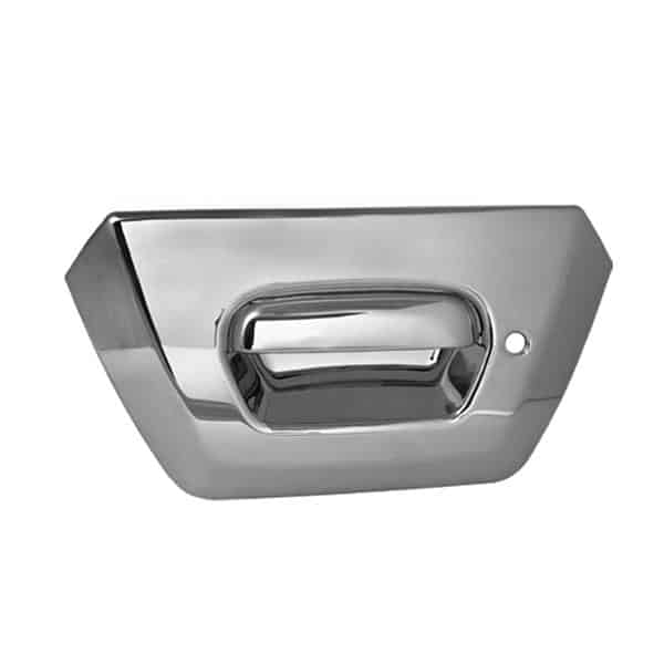 02-06 Chevy Avalanche Tail Gate Handle - Chrome