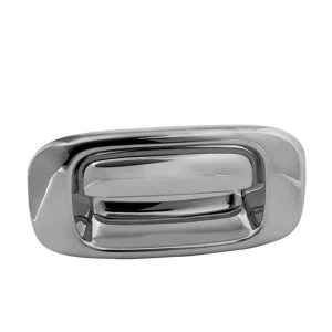 99-06 Chevy Silverado / 99-06 GMC Sierra 1500/2500HD/3500 Tail Gate Handle No Key Hole – Chrome