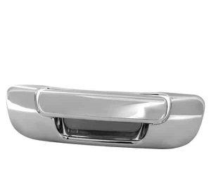 02-08 Dodge Ram 1500, 2500, 3500 Tail Gate Handle – Chrome