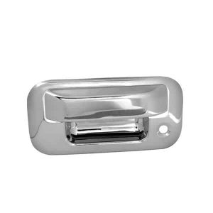 04-12 Ford F150 / 08-12 F250, F350, Super Duty (No Camera) / Explorer Sport Trac / Lincoln Mark, LT Tail Gate Handle – Chrome