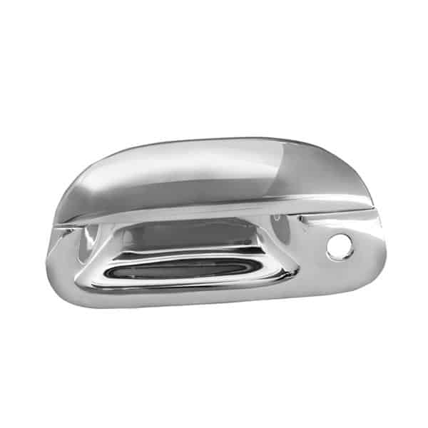 97-03 Ford F150 / 01-05 Ford Explorer Sport Trac / 99-07 F150 Heritage, F250, F350 SuperDuty Tail Gate Handle - Chrome