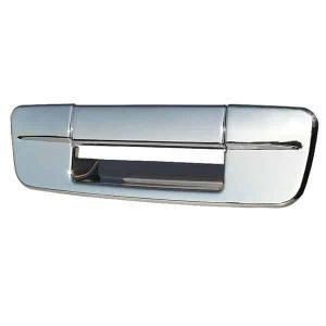 05-12 Toyota Tacoma No Camera Hole Tail Gate Handle – Chrome