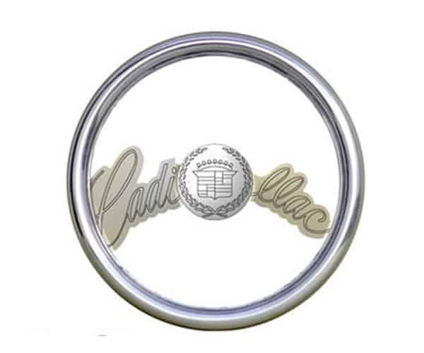 Full Custom Billet Steering Wheel - Cadillac