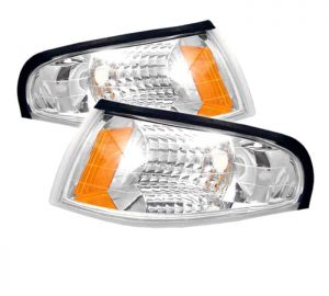 1994-1998 Ford Mustang Amber Corner Lights – Euro
