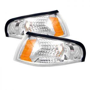 1994-1998 Ford Mustang Amber Corner Lights – Euro