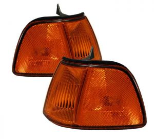 1990-1991 Honda Civic 3Dr Corner Lights – Amber