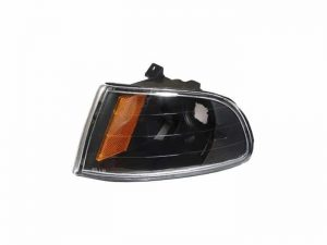 1992-1995 Honda Civic 2/3Dr Amber Corner Lights – Black