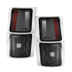 1994-1998 Chevy C/K Pickup Amber 4 PC Corner Lights – Smoke