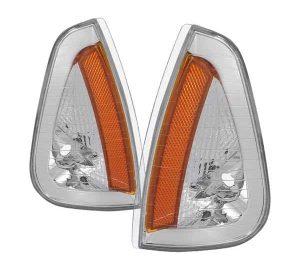 2005-2010 Dodge Charger Amber Corner Lights – Euro