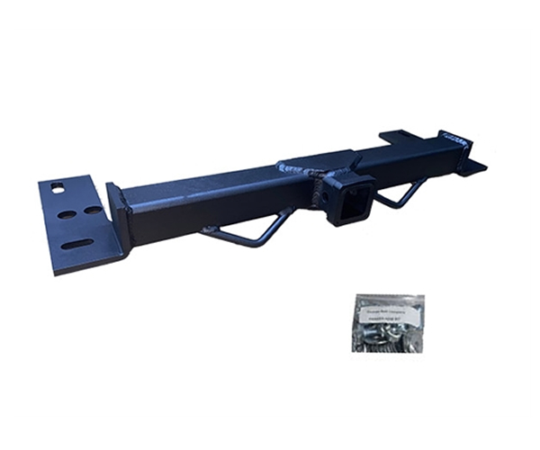 1973-1991 Chevrolet C20, C30, K20, K30 (CrewCab) Hidden Trailer Hitch for Towing - 2 inch square