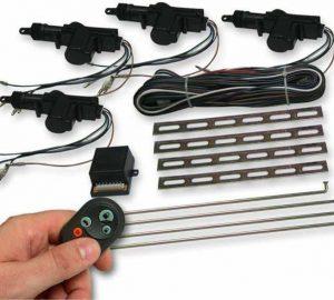 4 Door Remote Central Lock Kit