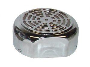 DC7500 Chrome Air Compressor Fan Cover