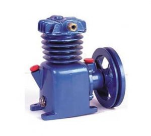 Bench or Auto Mounted Belt Driven Air Ride Compressor