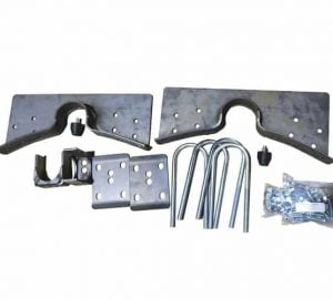 1974-1993 Dodge Ram, D150, D250, D350, Charger 6″ Axle Flip Kit