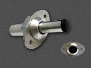 Adjustable Oval Door Popper