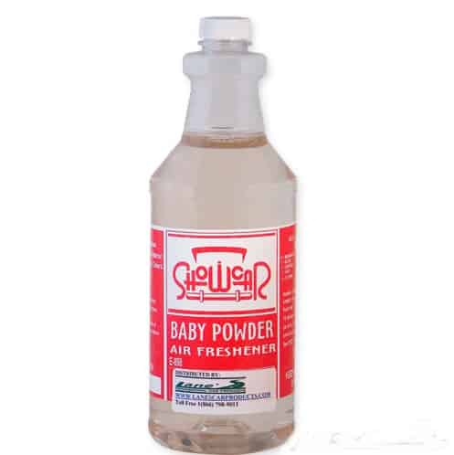Baby Powder Car Air Freshener 32oz