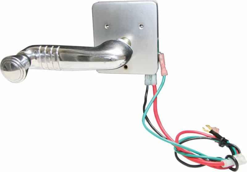 Electric Window Switch (Spline Shaft) 1931-1938 Chevy