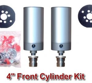 1999-2001 Hyundai Sonata Front Air Suspension, Cylinder Kit (no fittings)