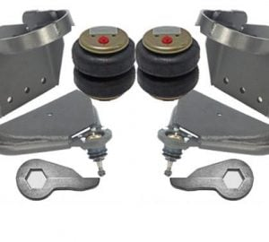 2002-2006 Cadillac Escalade, H2 Front Air Suspension Kit, Bracket / Key Kit (no fittings)