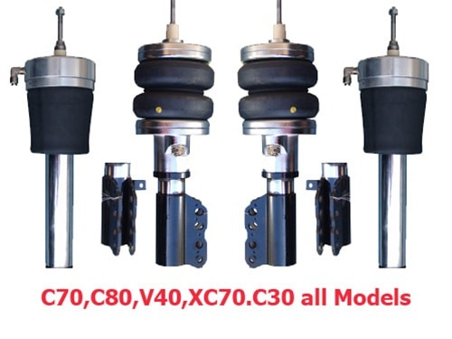 VOLVO S40 ALL MODELS FRONT  SHOCK ABSORBERS
