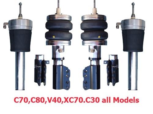 1988-1992 Volvo 740, 760, 940, S90, V90 Front Air Suspension, Strut Kit (no fittings)
