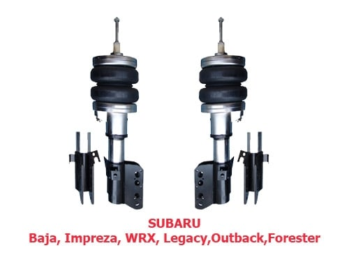 2000-2004 Subaru Legacy, Outback Rear Air Suspension, Strut Kit (no fittings)