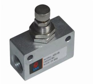 1/2″ Slowdown Valves Control Speed Of Lift – Air Fittings