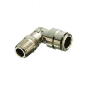 Elbow Male 1/2 (NPT) To 1/2 (Tube) Air Fitting