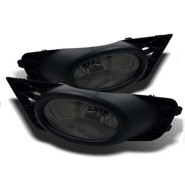 09-11 Honda Civic 4Dr OEM Fog Lights - Smoke