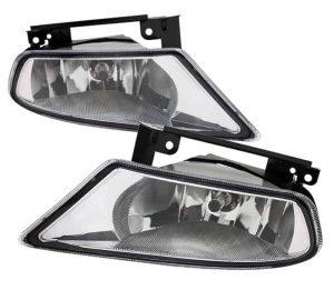 05-07 Honda Odyssey OEM Fog Lights – Clear