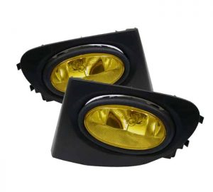 02-05 Honda Civic SI 3DR OEM Fog Lights – Yellow