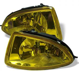 04-05 Honda Civic 2/4DR OEM Fog Lights – Yellow