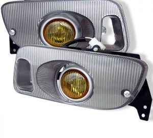 92-95 Honda Civic 2/3DR OEM Fog Lights – Yellow
