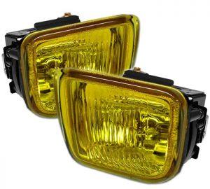 96-98 Honda Civic OEM Fog Lights – Yellow